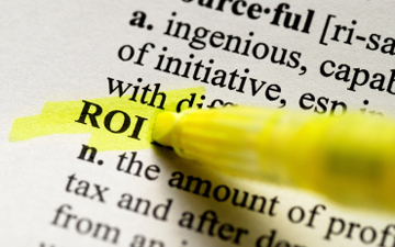 Definition of ROI for home remodeling projects