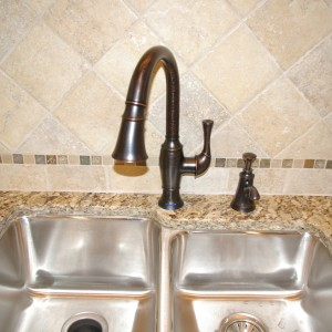 After Touchless faucets