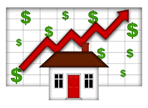 Home remodeling graph showing the value of a remodeled home make it worth the cost