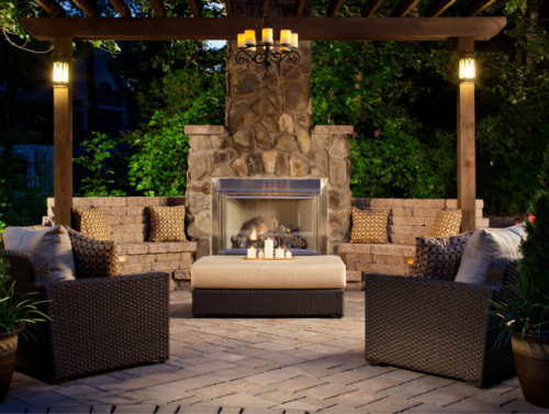 Belgard Hardscapes Charlotte NC patio builders