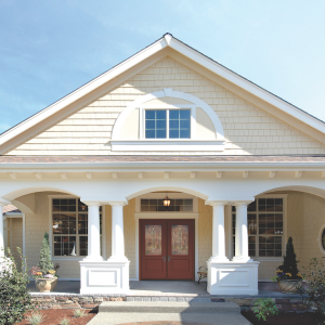 Replacing your front door with Thermatru Lucerna Entry Doors