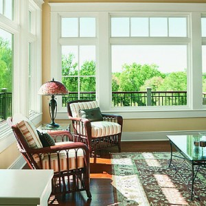 Sunrooms are the perfect getaway