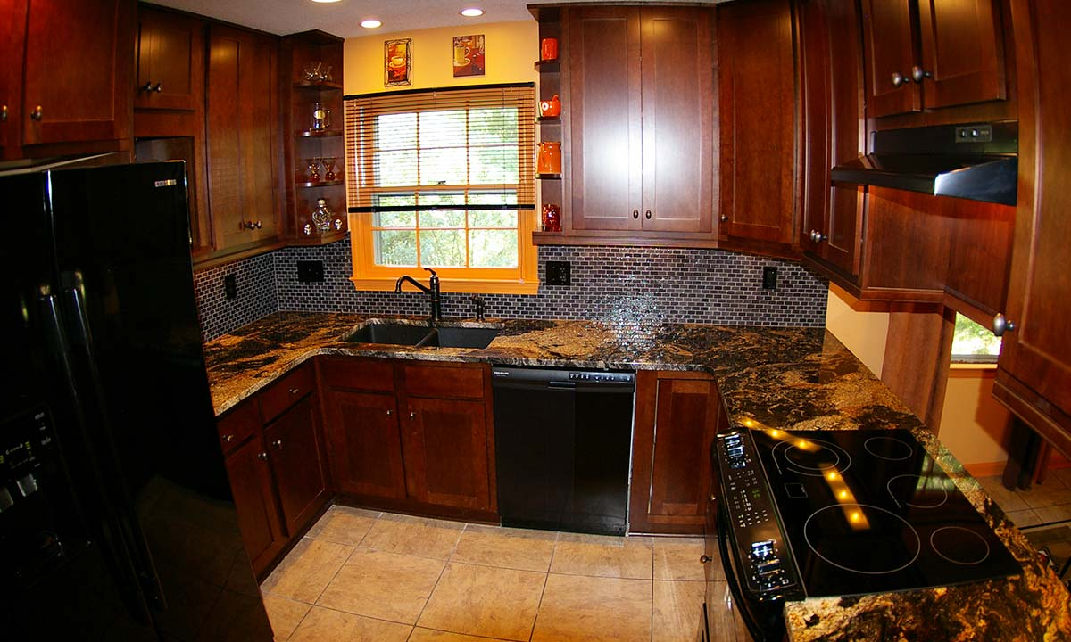 Photo Shows How This Kitchen Remodel Added Tremendous Value To The Home