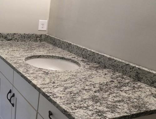 Bathroom refresh and renovation