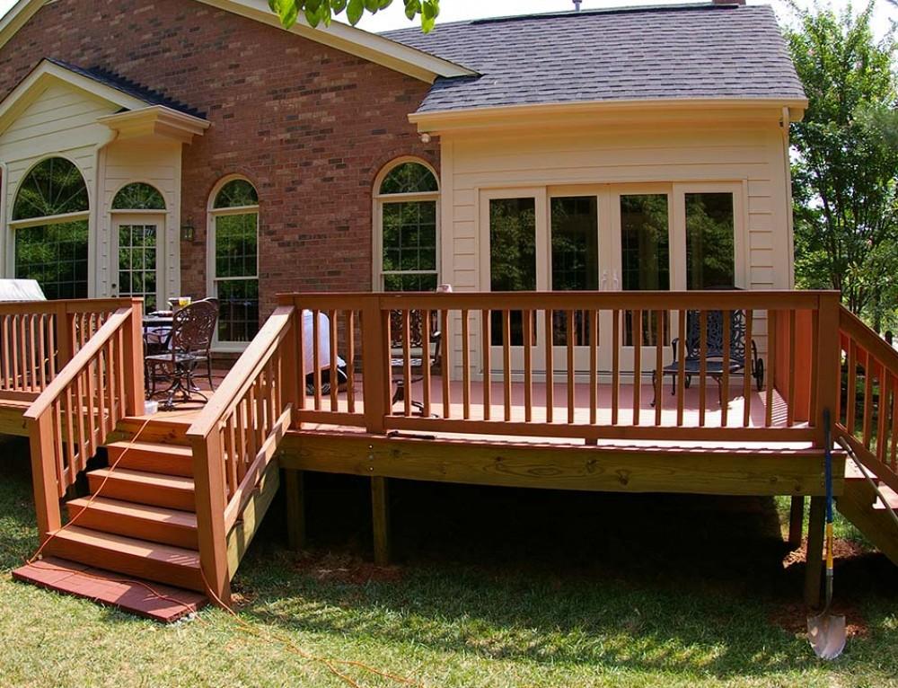 Wrap around front porch addition home addition ideas for Wrap around porch designs