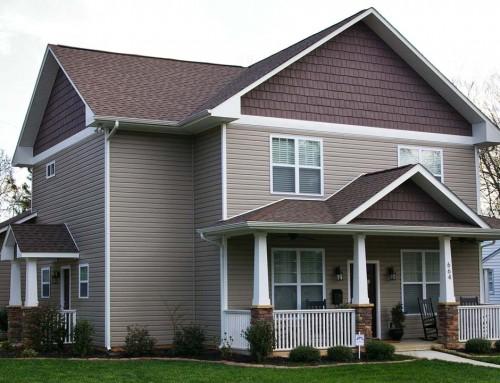 Brick ranch home waxhaw custom homes palmer custom for Custom craftsman home builders