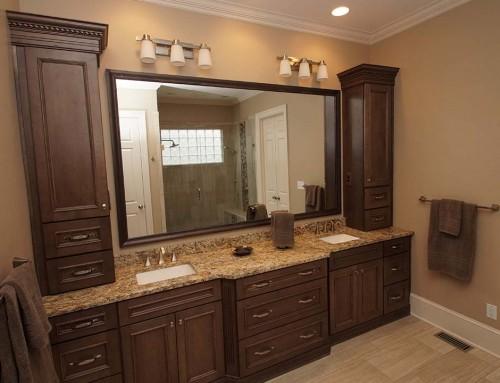 Master bathroom remodel – Creating a spa-like atmosphere