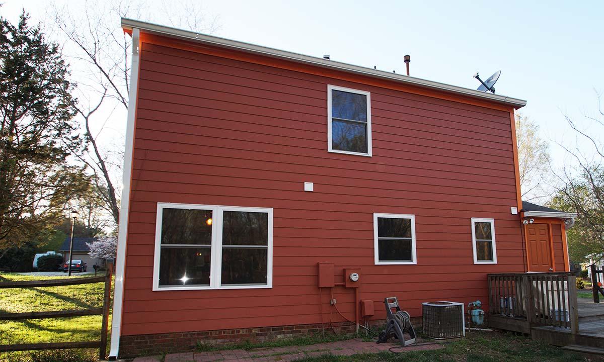 Major House Repairs Charlotte Home Repairs