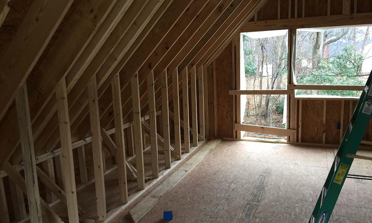 Detached Garage Addition With Bonus Room Home Remodeling