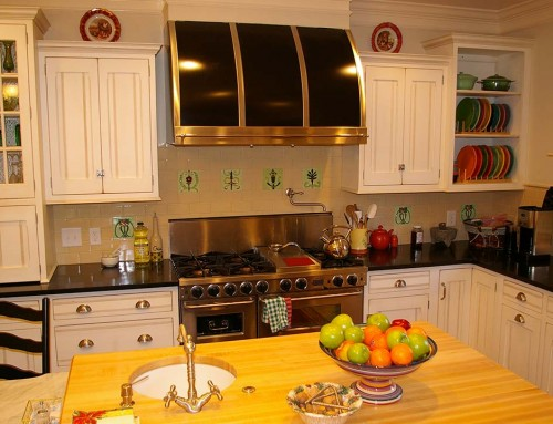 Historic addition and kitchen remodel