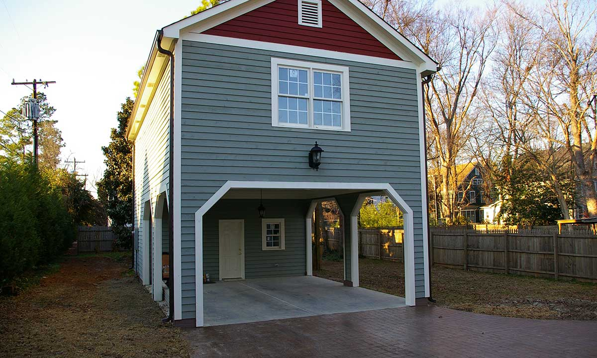 Garage addition and garage remodeling in Charlotte, NC