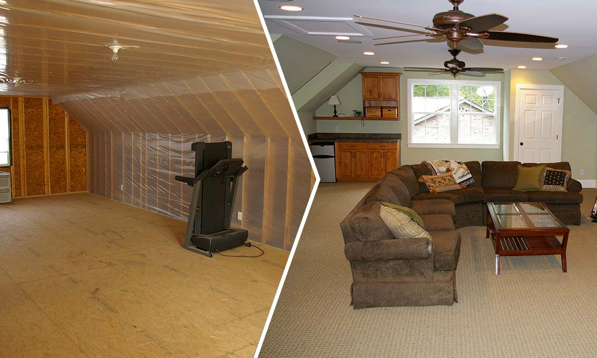 85 Garage Renovation Before And After After Ready For