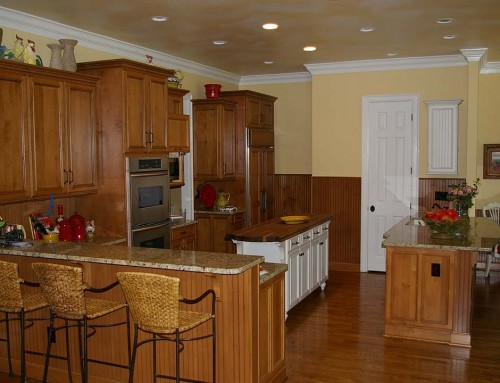 Home renovation and kitchen remodel
