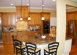 Kitchen remodeling – more functional layout