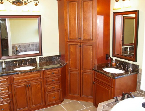 Bathroom remodeling – a luxurious retreat