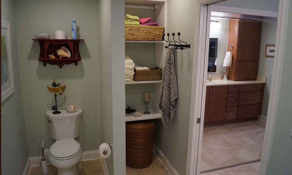 Bathroom remodels correcting do it yourself projects for Bathroom renovation do it yourself