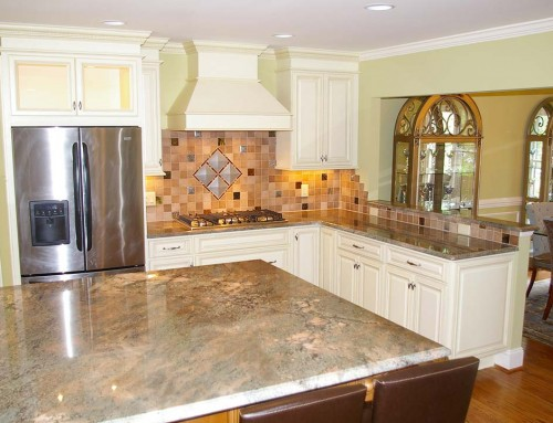 Major house makeover and repairs