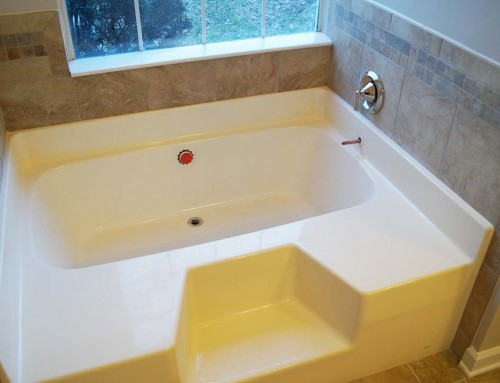 Bathroom remodel – creating accessibility