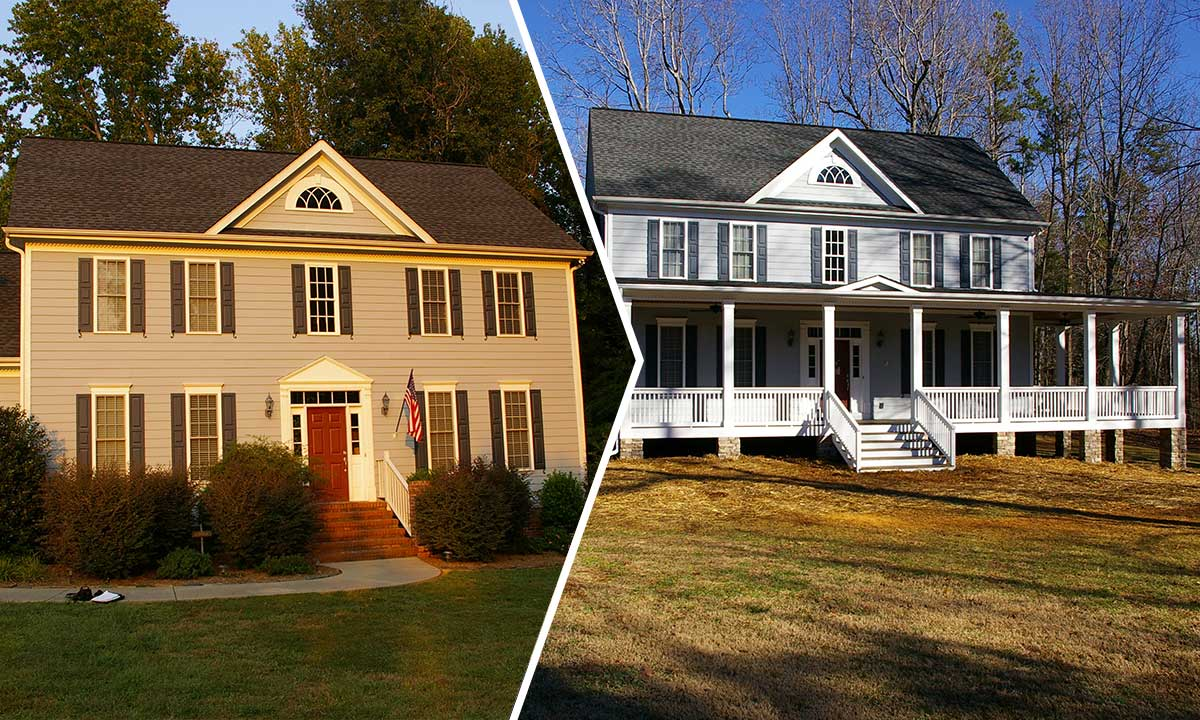 Before and after porch additions joy studio design for Home add on ideas