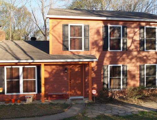 Major house repairs