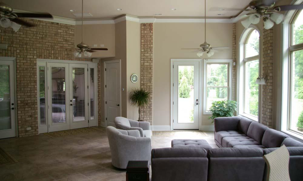 Mediterranea sunroom porch addition sunroom ideas for Sun room addition