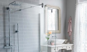 Bathroom remodeling with European Wet Room from Trending Accessibility