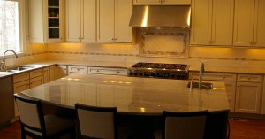 small kitchen remodeling contractor Charlotte, NC