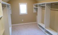 New Master Bedroom Closet