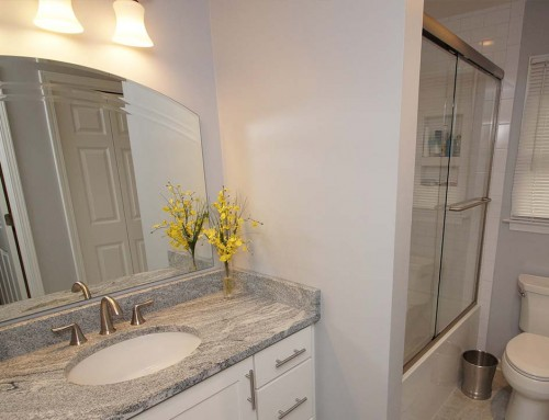 Bathroom remodel – from basic to beautiful