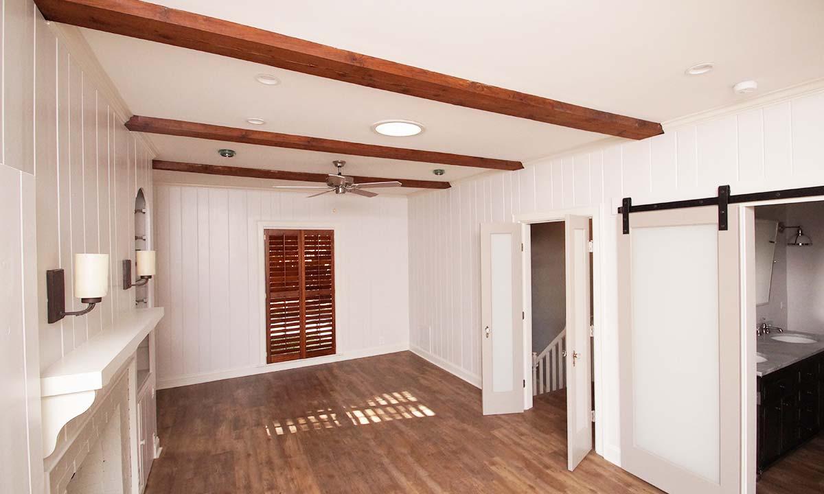 New master bedroom suite