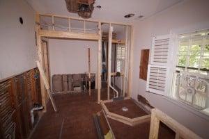 Old Home Master Bathroom Remodel