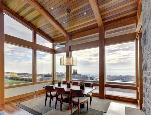Window walls the latest trend in home remodeling and additions