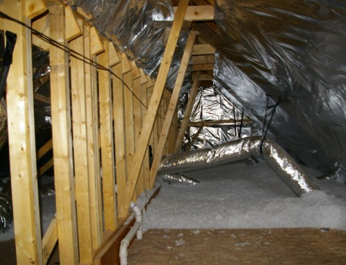 Leaky ducts can prove costly in any season