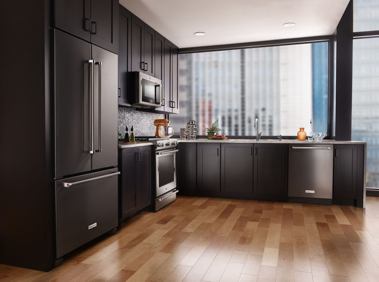 Selecting Stainless appliances