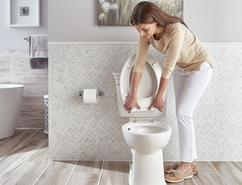 Affordable connectivity comes to bathroom remodeling