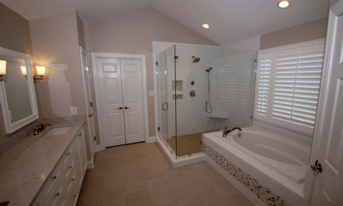 Bathroom Remodeling Charlotte NC Bathroom Remodel Palmer Builders - Gary's handyman and bathroom remodeling