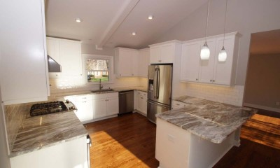 Whole House Remodel - kitchen after photo