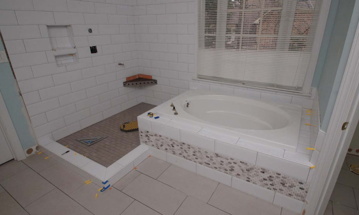 Master bathroom remodel – Updating for style and function | Palmer ...