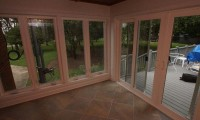 sunroom conversion after photo