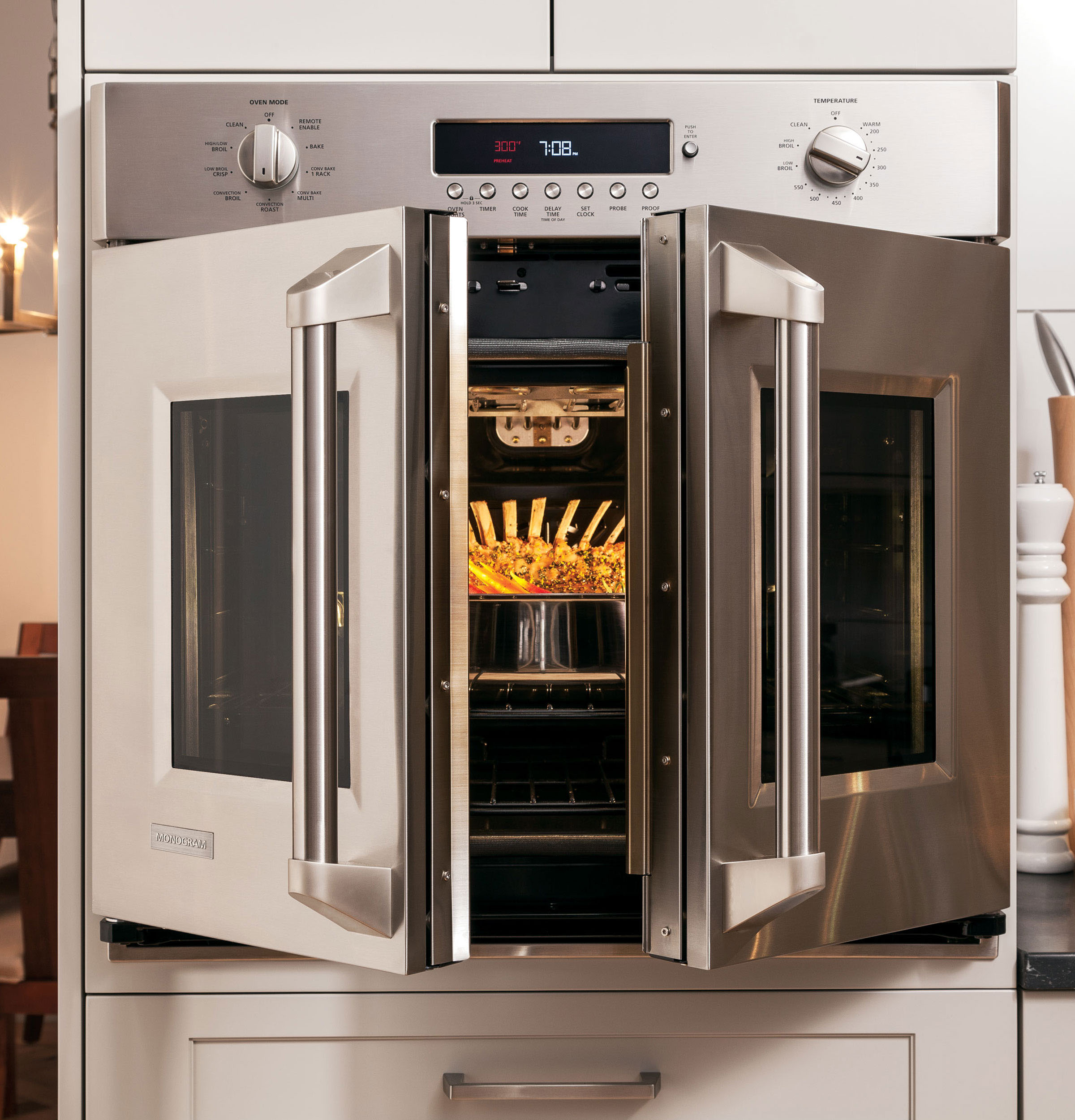 Kitchen With French Doors: French Door Ovens Opening Up Possibilities In The Kitchen