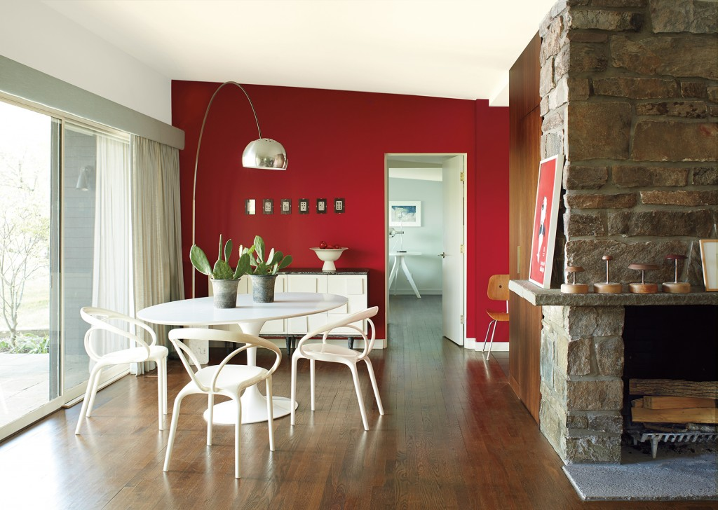 Benjamin Moore bold color palettes