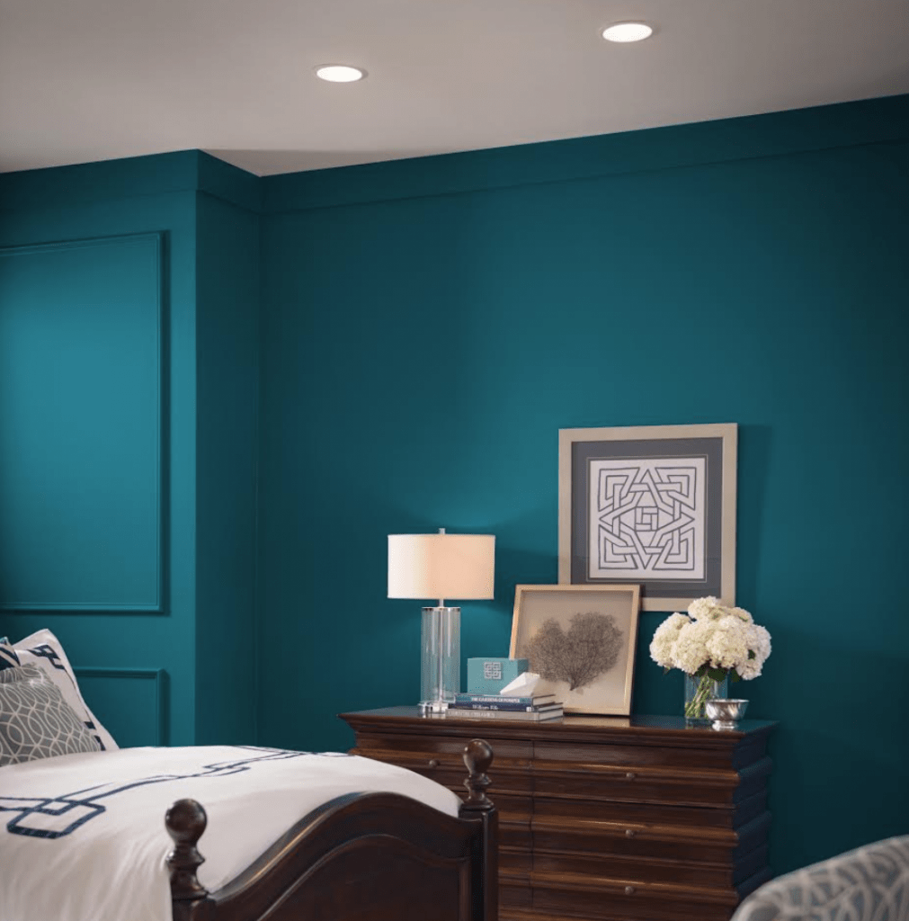 Sherwin-Williams color palettes