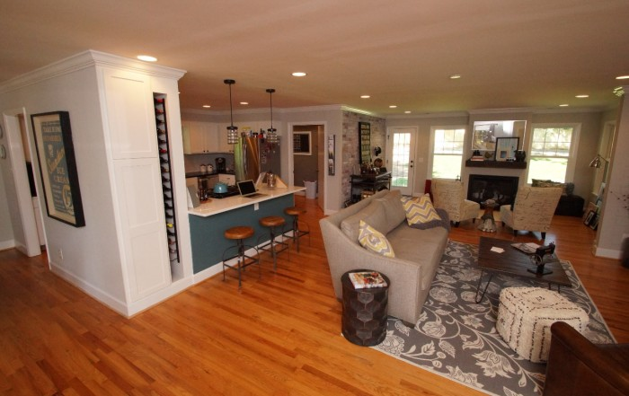 home remodeling trends