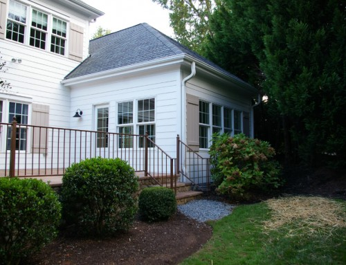 Think outside the home addition box