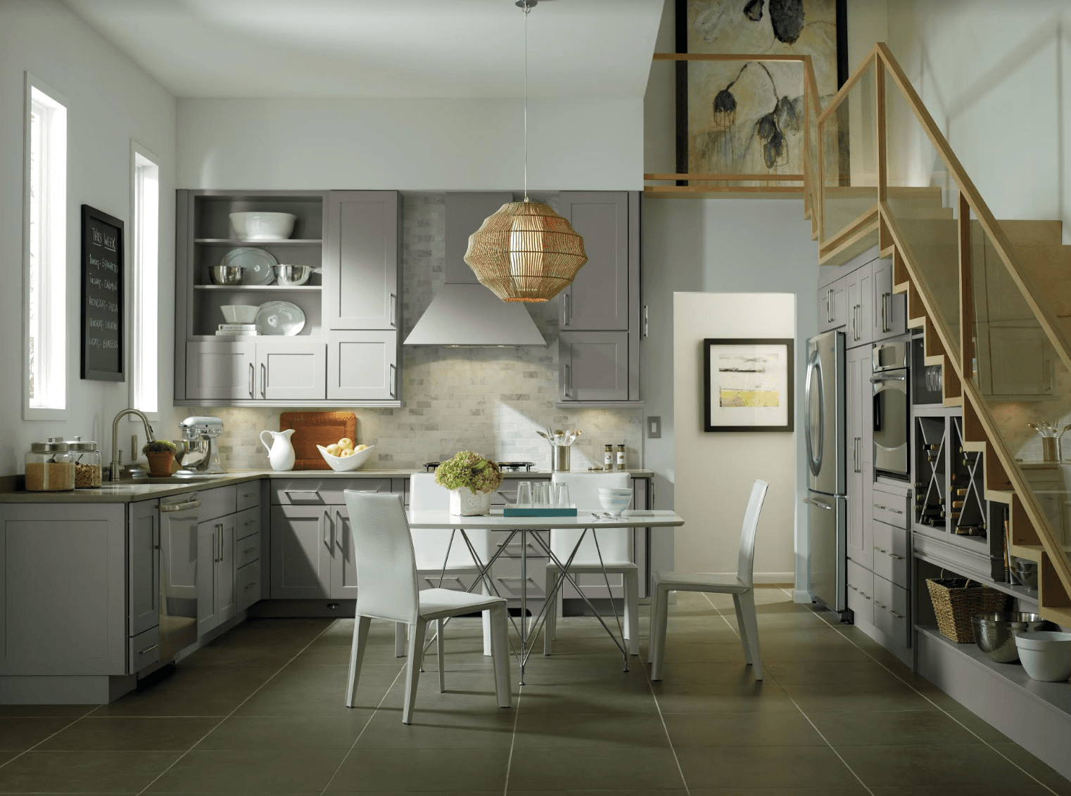 What makes your dream kitchen remodel?