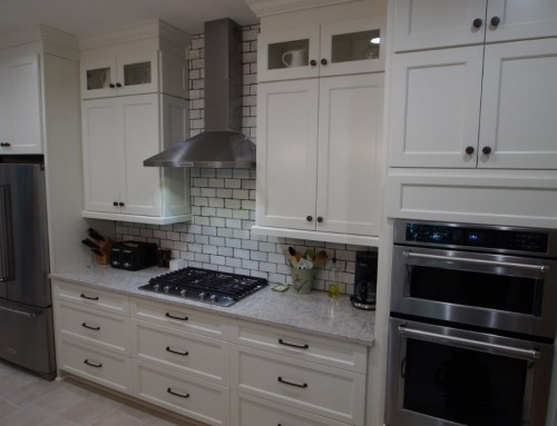 Kitchen, powder room and laundry room remodel – Engineered to work