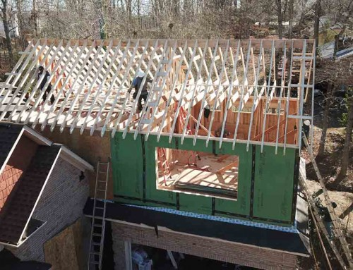 Don't move out – Move UP with vertical home additions!