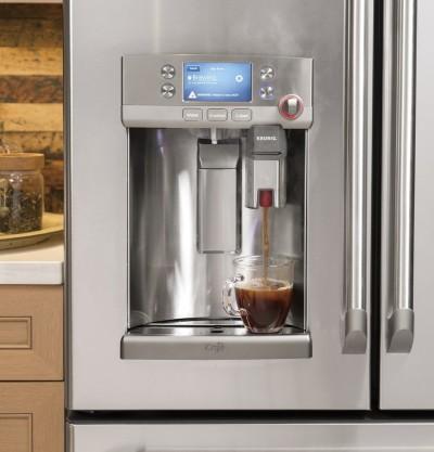 refrigerator-dispenser-brewing