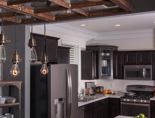 A modern take on Charlotte kitchen remodeling