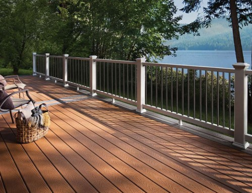 The natural touch: The wood look you love engineered to last